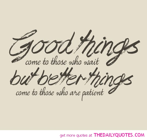 Good Things Quotes And Sayings. QuotesGram