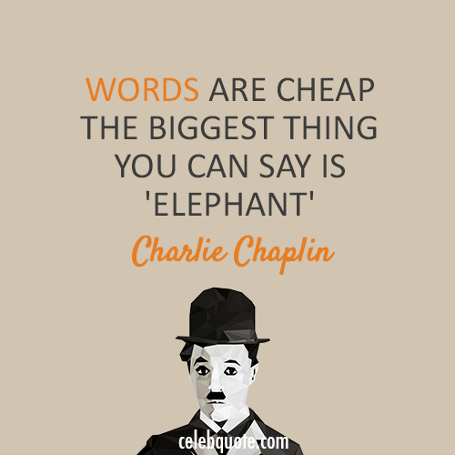 Famous Quotes By Charlie Chaplin: Charlie Chaplin Quotes Love. QuotesGram