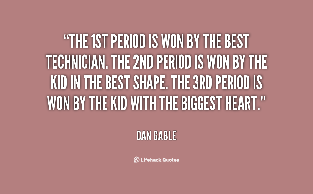 Quotes About Sharing Your Heart Quotesgram: Dan Gable Quotes. QuotesGram