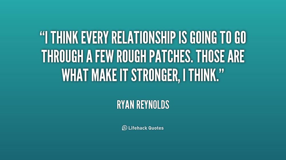 Rough Relationship Quotes. QuotesGram