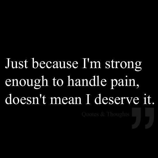 I Am Strong Enough Quotes. QuotesGram