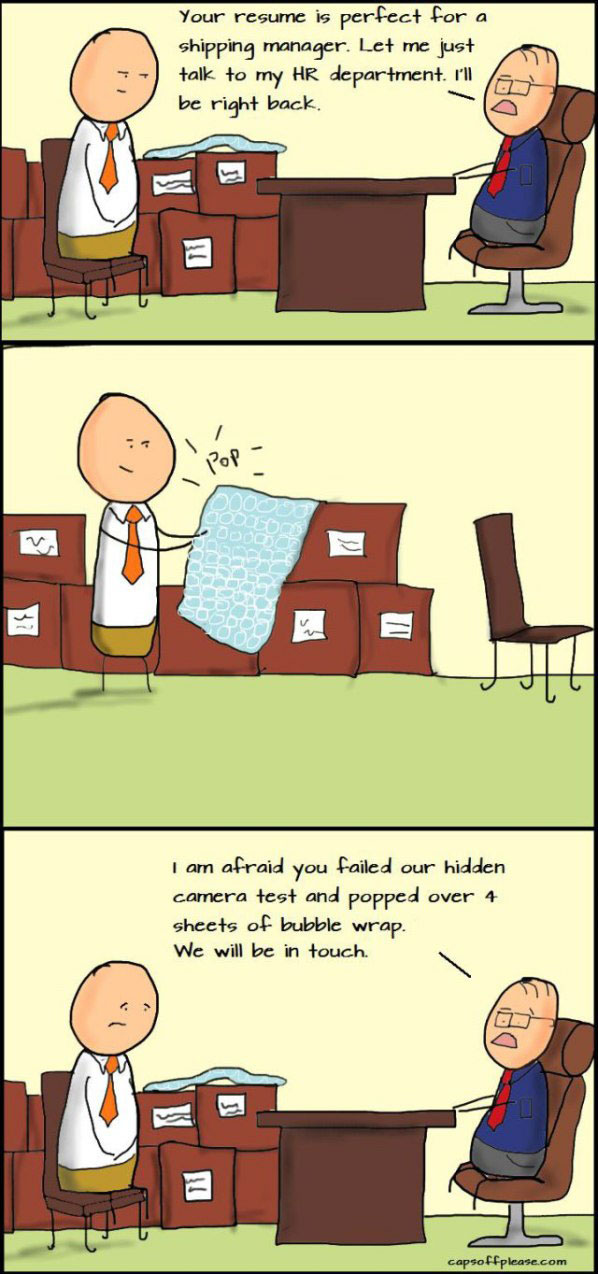 Funny resume pictures