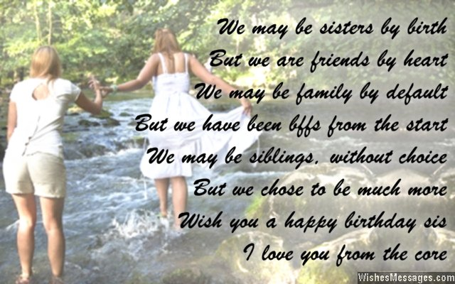 Sister Love Quotes For Facebook. QuotesGram