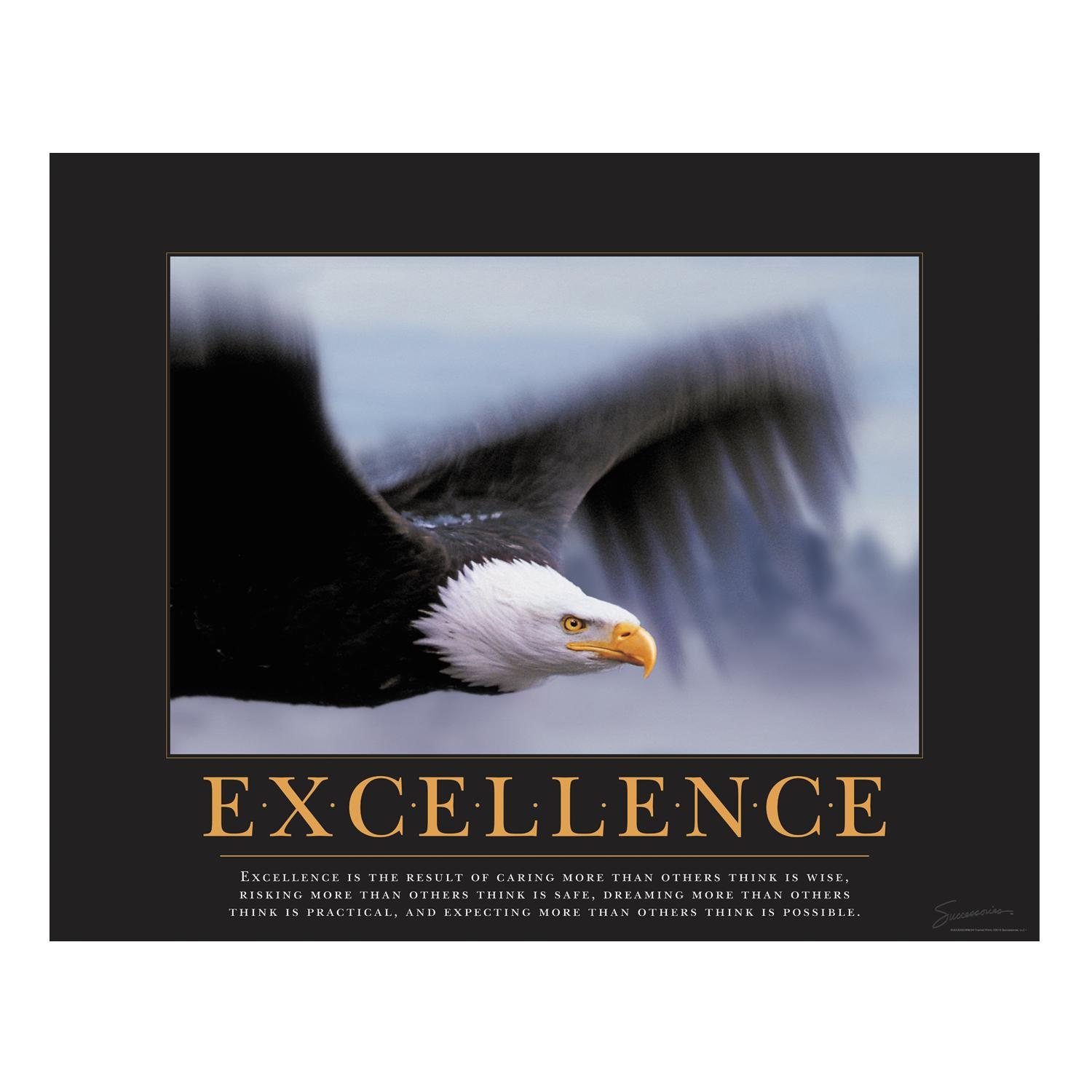 inspirational quotes about excellence quotesgram