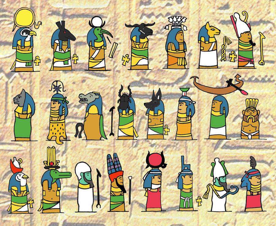 сексуальном египетские божества с картинками снимки покажутся