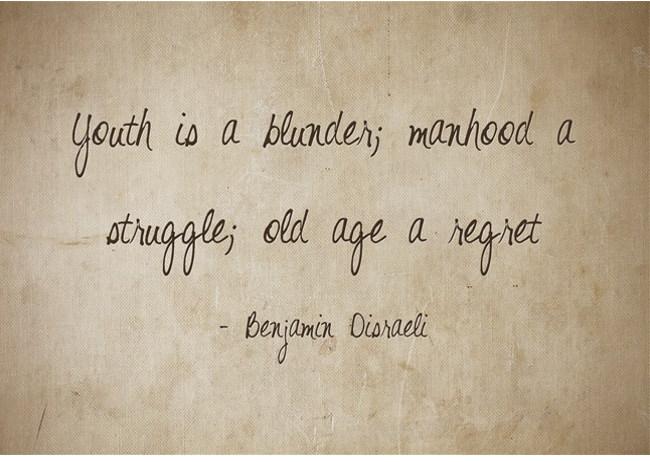 Age And Maturity Quotes Quotesgram: Age Quotes. QuotesGram