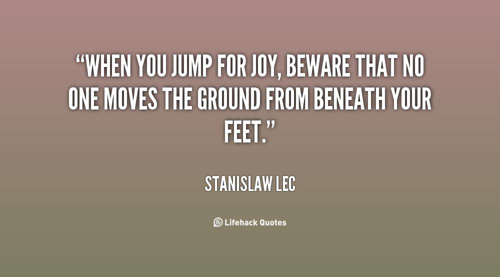Jumping Quotes Quotesgram