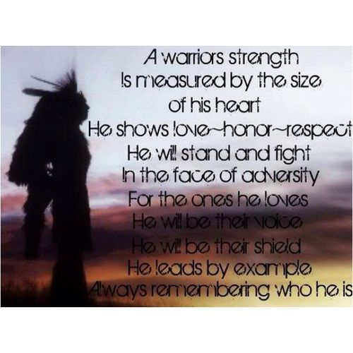 Native Love: Native American Quotes About Strength. QuotesGram