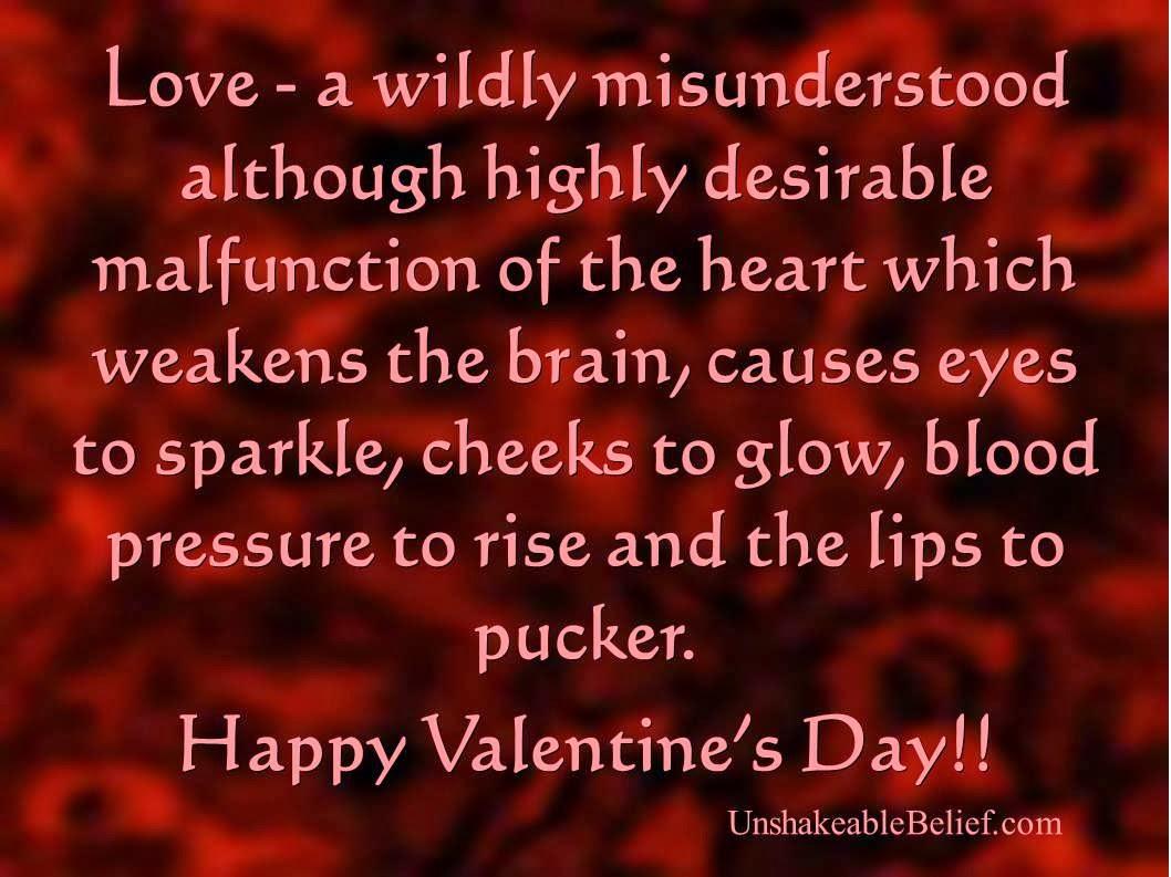 Valentines Day Quotes Inspirational. QuotesGram