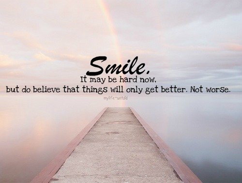 Quotes About Better Days Quotesgram: Things Will Get Better Quotes. QuotesGram