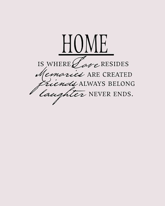 Bible Quotes About Home Quotesgram