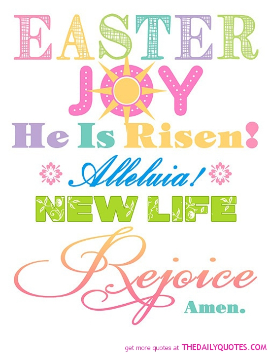 Inspirational Quotes About Easter. QuotesGram
