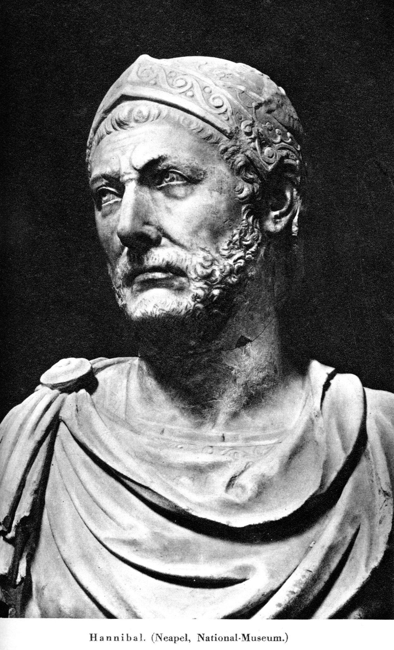 a biography of the life and military career of hannibal of carthage