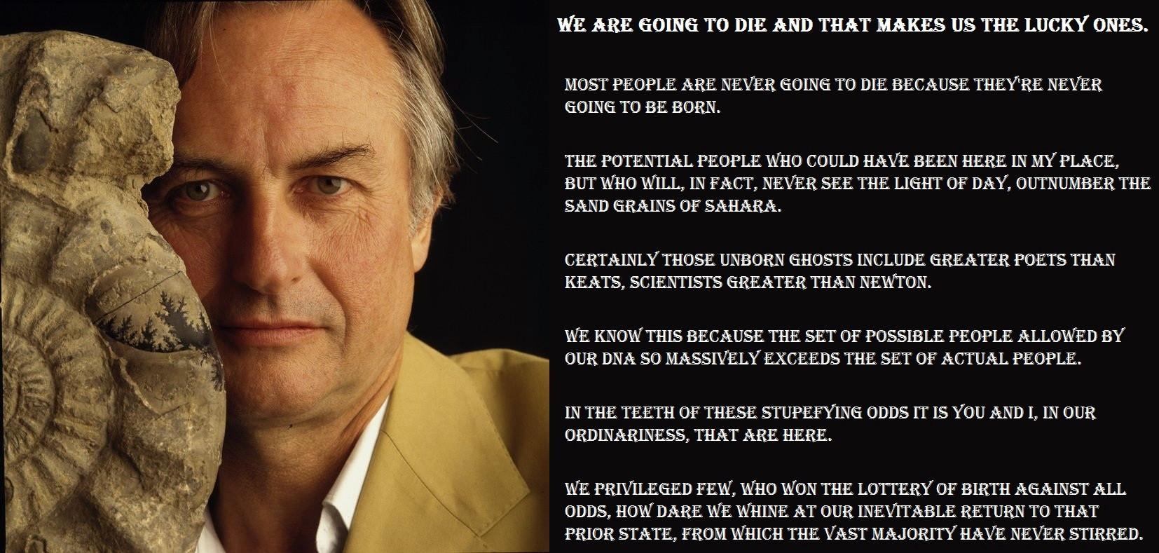 Richard Dawkins Bible Quotes. QuotesGram