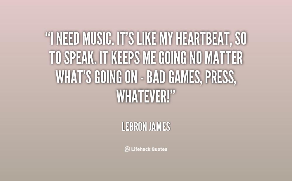 Heart Beat Quotes. QuotesGram