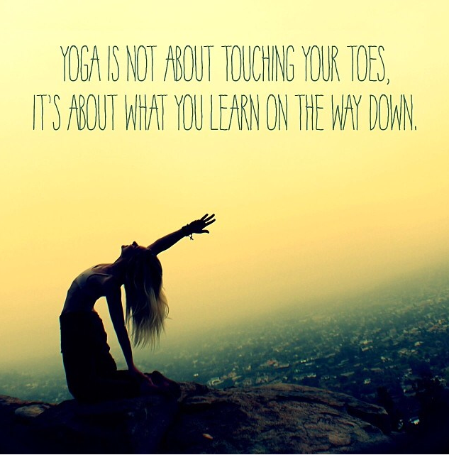 yoga quotes letting go - photo #12
