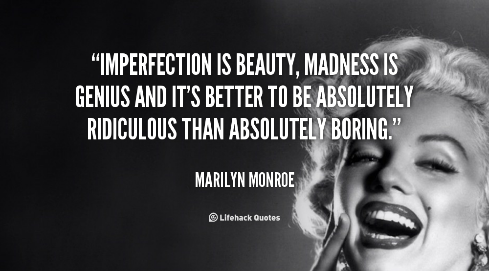 Marilyn Monroe Beneath The Makeup Quote: Marilyn Monroe Beauty Quotes. QuotesGram