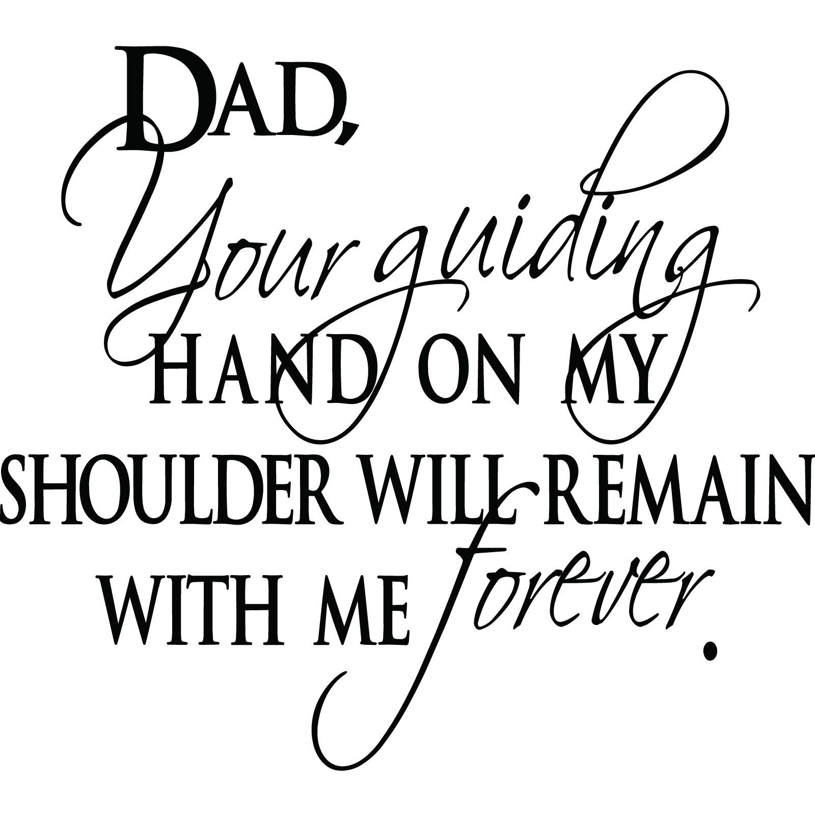 Dad Picture Quotes: Love My Dad Quotes. QuotesGram