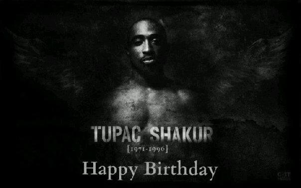 Super Happy Birthday Tupac Quotes Quotesgram Personalised Birthday Cards Epsylily Jamesorg