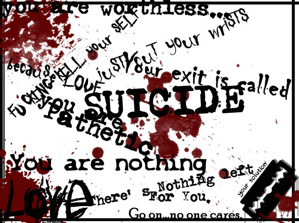 Emo Quotes About Suicide: Emo Quotes About Being Suicidal. QuotesGram
