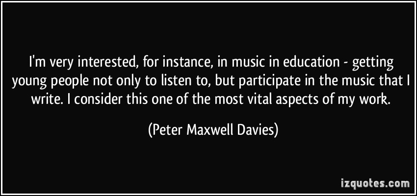 an argument that music is education Science confirms what you've always suspected: music these days is worse than  it used to be.