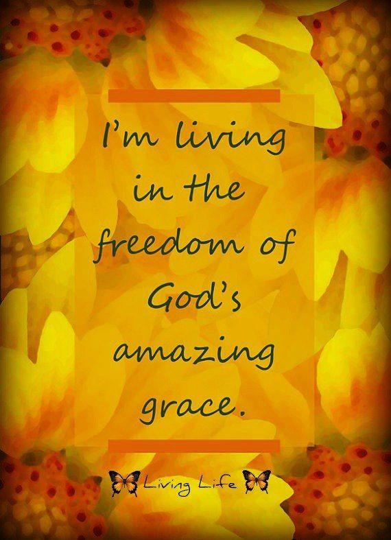 Gods Amazing Grace Quotes Quotesgram