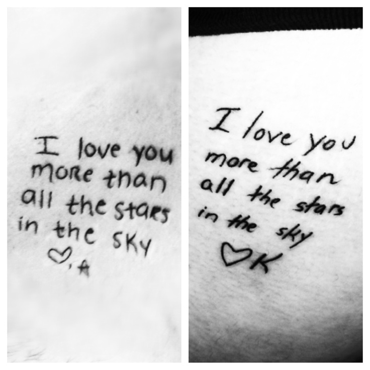 Love Tattoos For Couples Quotes 2: Matching Quotes. QuotesGram
