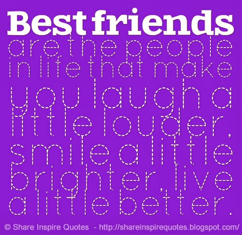 Friends Make Life Better Quotes. QuotesGram