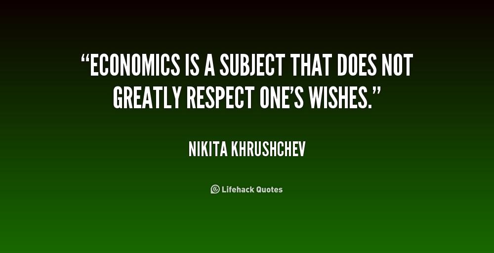 Quotes About The Economy: Economy Quotes. QuotesGram