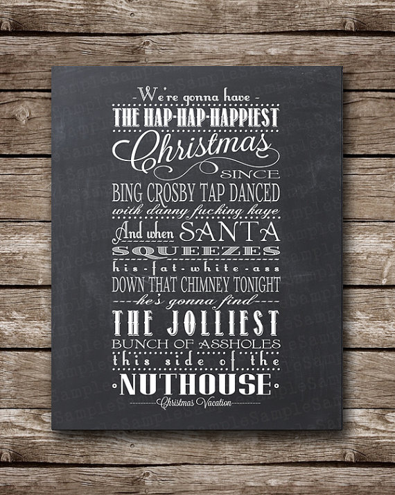 Christmas Vacation Santa Quote: Christmas Vacation Clark Quotes. QuotesGram