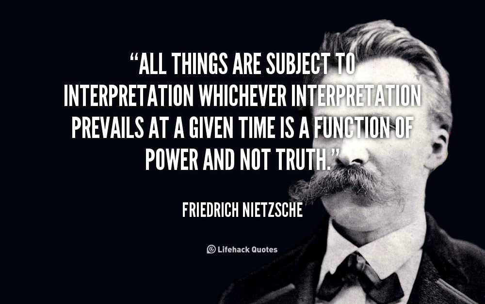 quotes all about interpretation Home dictionary of science quotations scientist names index f sigmund freud quotes sigmund freud one of his best known works is interpretation of dreams.