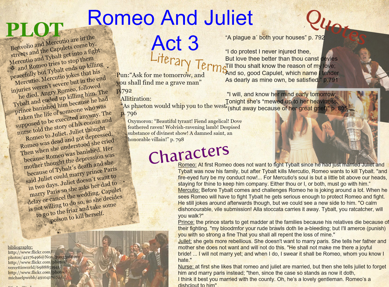 romeo and juliet quotes for essays