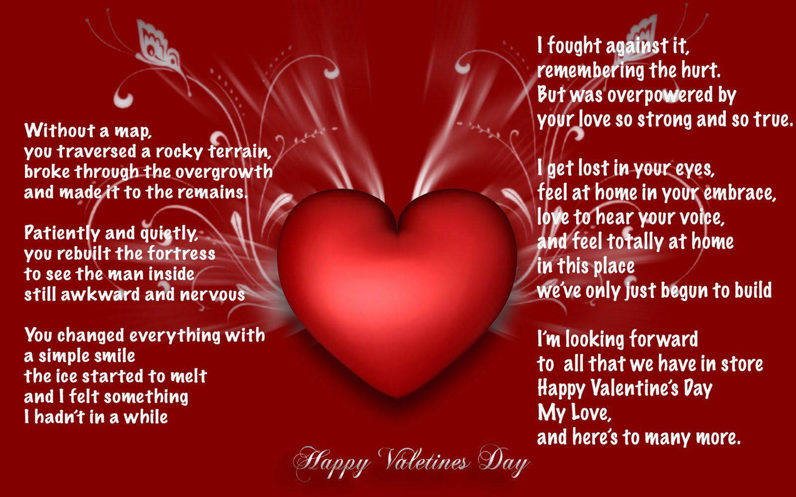 Valentines Day Quotes For Lovers. QuotesGram