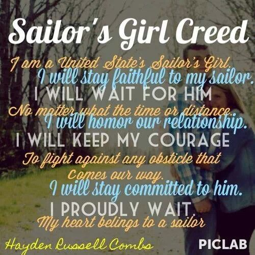 Dating a Marine Navy sailor or Police officer