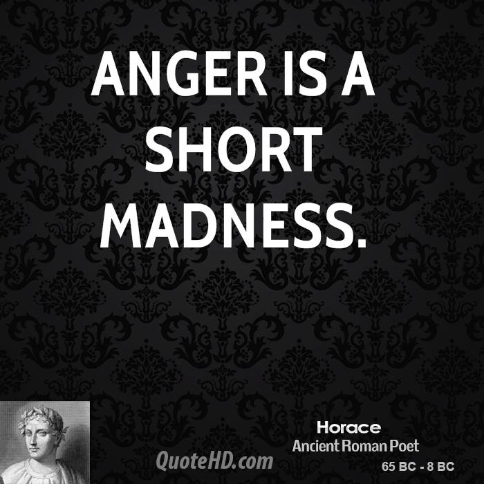 Full Of Rage Quotes: Quotes From Horace. QuotesGram
