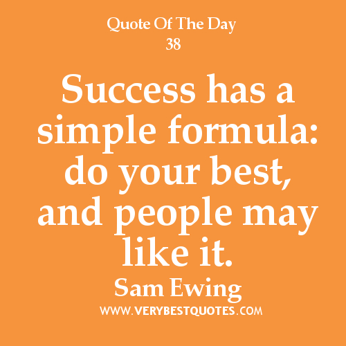 Motivational Quotes About Success: Simple Positive Quotes. QuotesGram