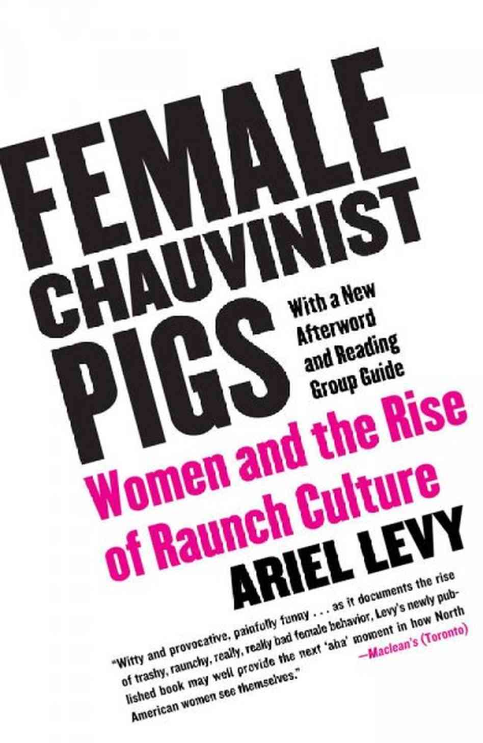 ariel levys guide to being a girl Ariel and deborah levy, from but the levys' lawyer urged them to 'let this case finally come to 'these are parents who love this little girl very.