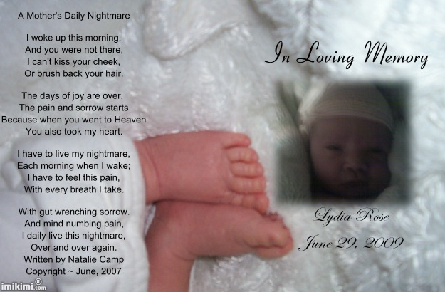 In Loving Memory Quotes For Baby Quotesgram