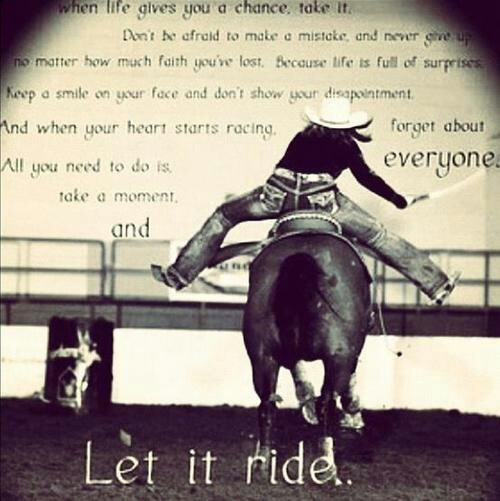 barrel racing quotes tumblr - photo #11