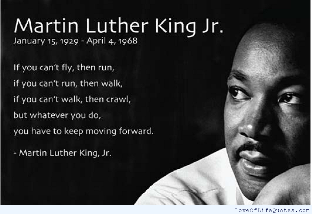 an introduction to the life and career of martin luther king jr Martin luther king, jr was a charismatic and passionate leader of the american civil rights movement i would like to live a long life project conversion.