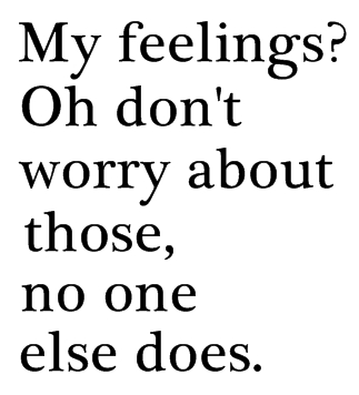 Doesn about t he feelings your care when 10 Signs
