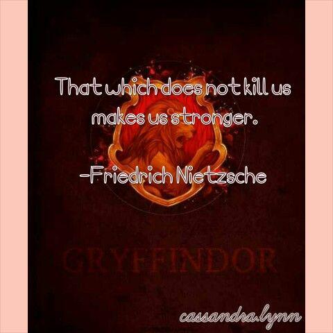 Gryffindor House Quotes Quotesgram