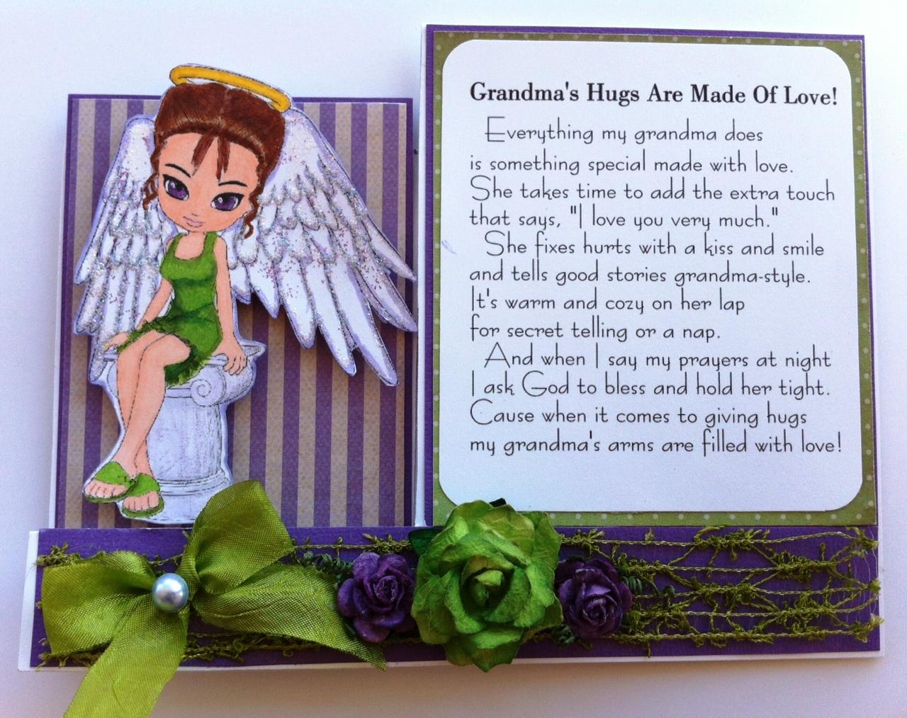 Valentines Day Quotes For Grandma: Sweet Grandma Quotes. QuotesGram