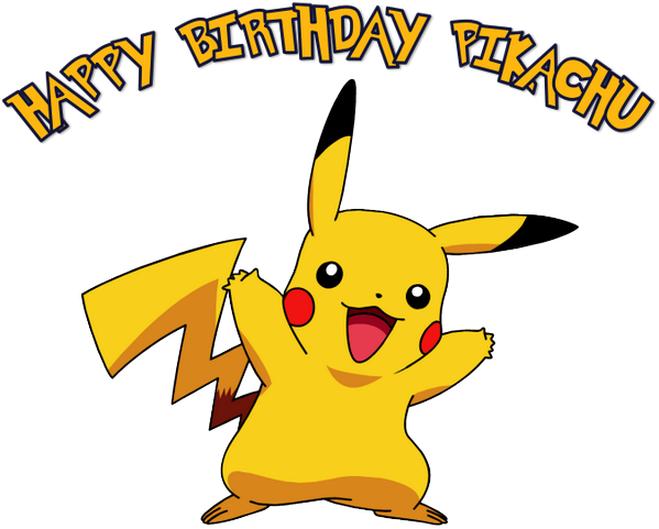 Pikachu Birthday Quotes Quotesgram