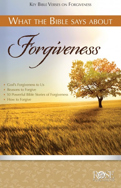 studies on forgiveness Three stories of extraordinary forgiveness by edward lovett april 7, 2012 abcnewscom in 2010 yvonne stern was the target of.