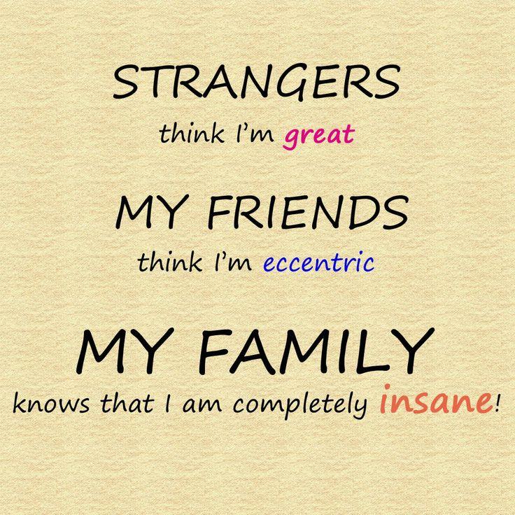 Funny Quotes About Family: Funny Quotes About Family Visiting. QuotesGram
