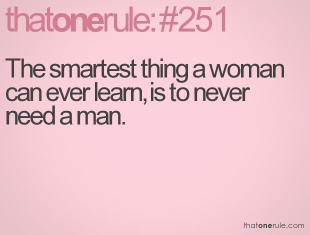I Dont Need A Man Quotes. QuotesGram