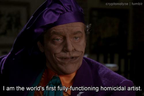 Jack Nicholson Batman Quotes. QuotesGram