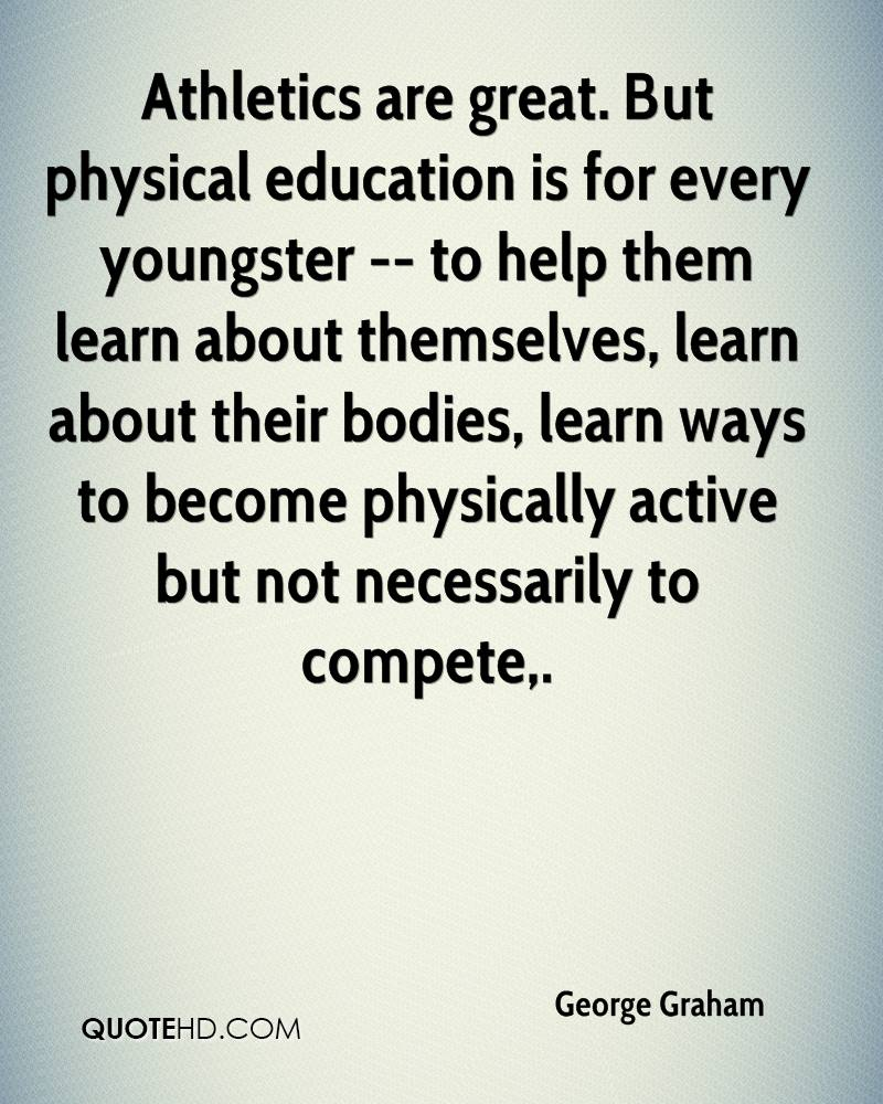 Great Physical Education Quotes. QuotesGram