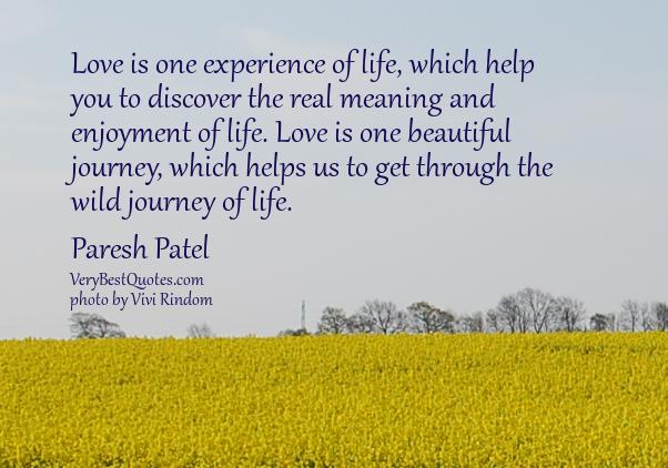 Journey Through Life Quotes. QuotesGram